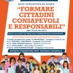 """Corso di formazione per docenti """"Formare cittadini consapevoli e responsabili"""""""